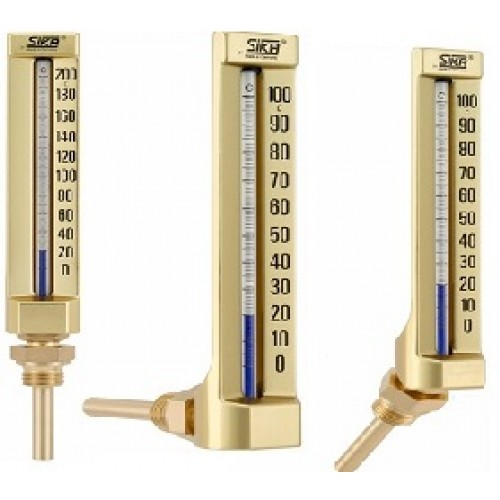 Industrial Glass Thermometers | Malaysia Sika Industrial